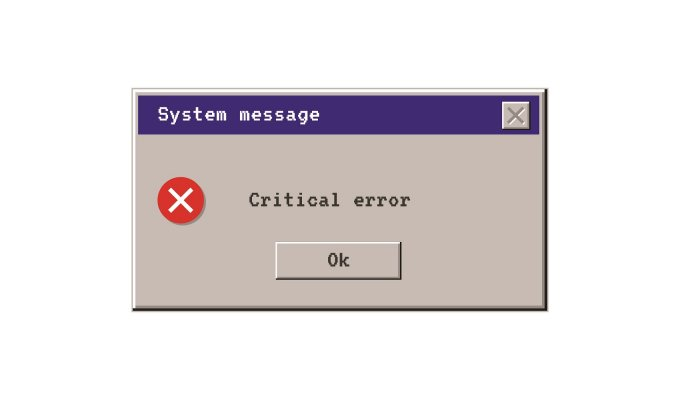 advanced system repair guide error window critical error