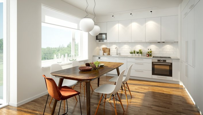 kitchen white home design software