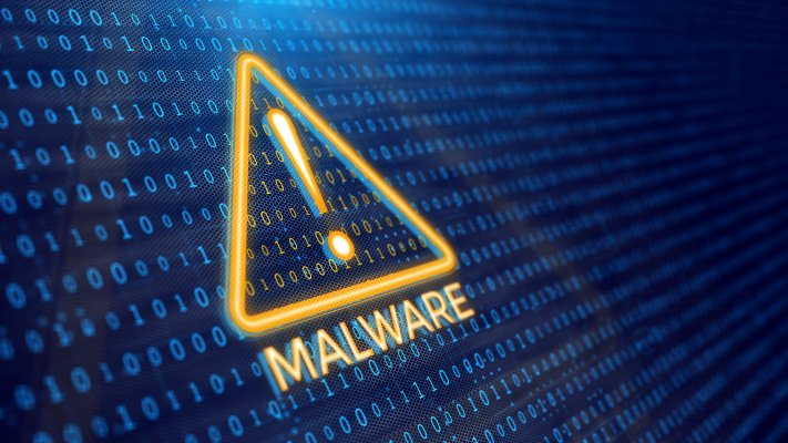 malware protection advanced system repair malware alert binary code in the background