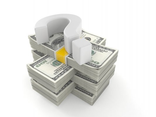 system optimizers dollar bills white question mark on top advanced system repair cost price