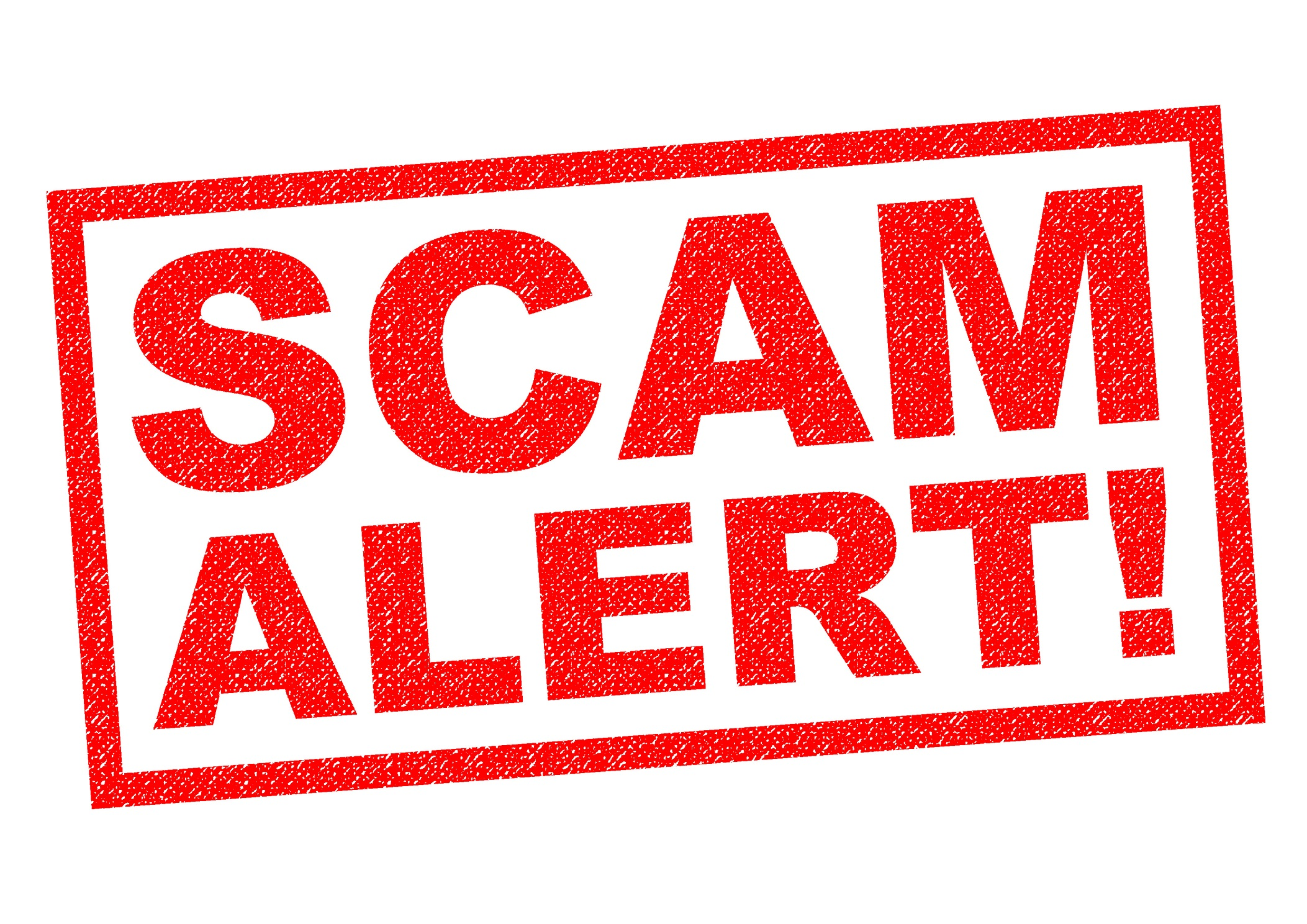 advanced system repair system optimizers red scam alert sign
