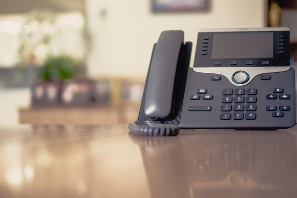 voip services residential voip phone on desk