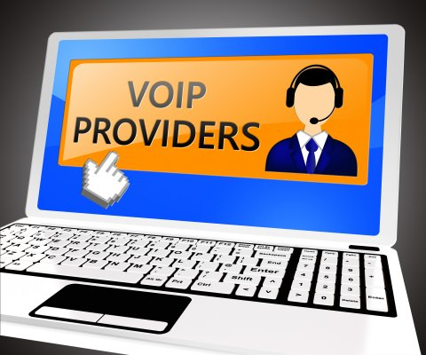 voip providers laptop