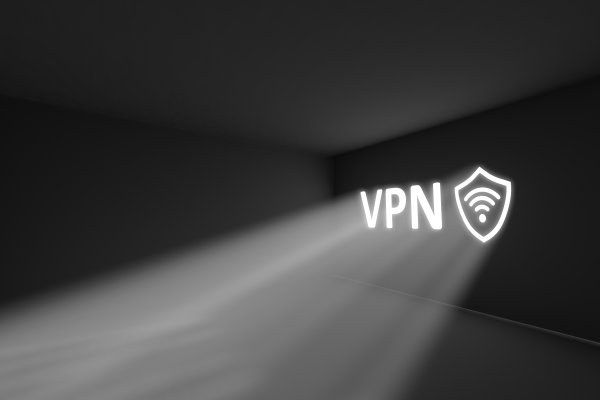 torguard vpn features benefits vpn services vpn and wifi sign illuminated black background