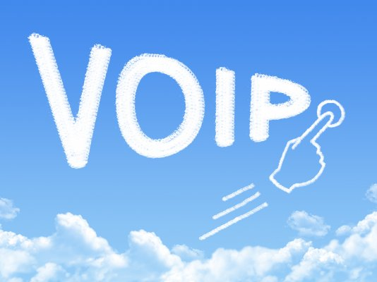 voip services onsip features cloud calling hand pushing button sky