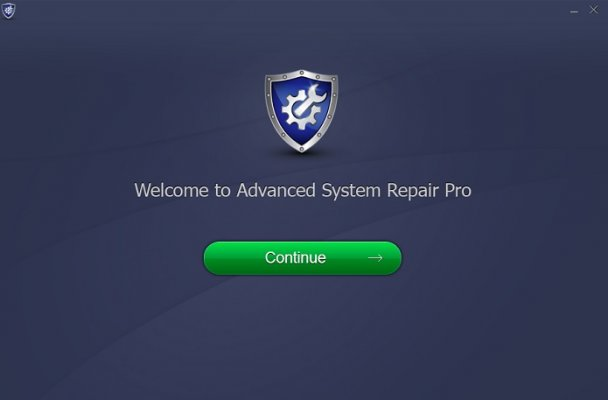 advanced system repair pro system optimizers screenshot
