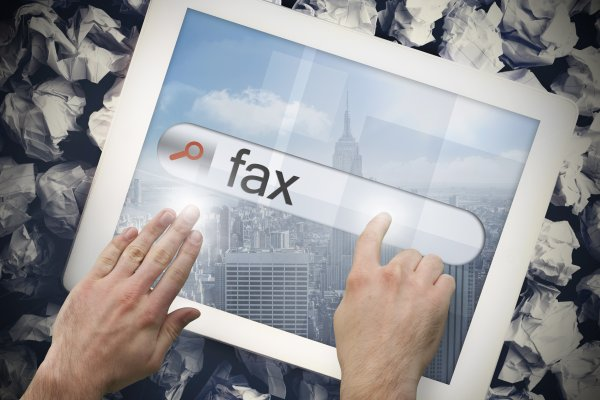 online faxing tablet services