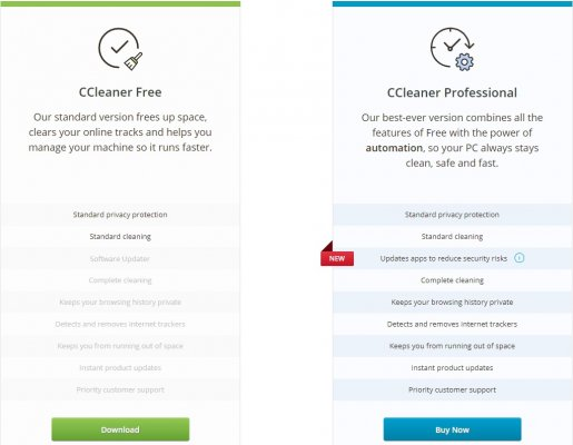 ccleaner software cost price cleaning software utility software screenshot available products ccleaner ccleaner professional cost and features