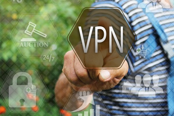 hotspot shield features vpn services hand pointing at VPN sign