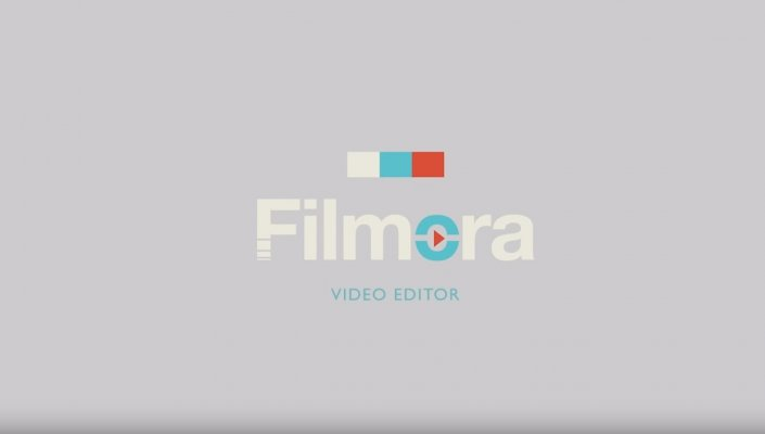 video editing software wondershare filmora 8 logo