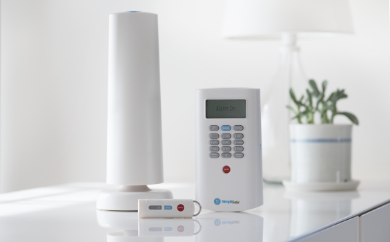 simplisafe home security monitoring products