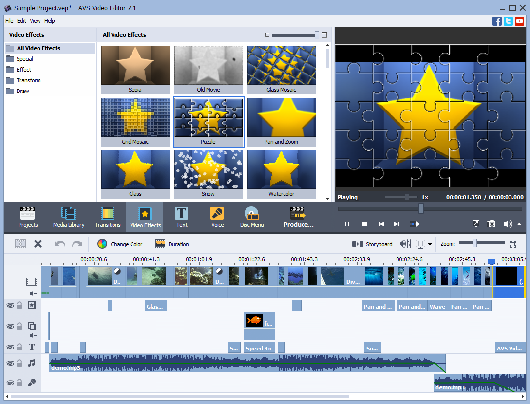 AVS Video Editor 7 5 Review 2019 | Best Review Guide