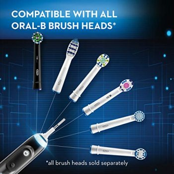 Different heads the Oral-B 6000 can use