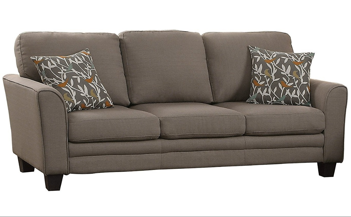 Homelegance Adair Sofa Grey