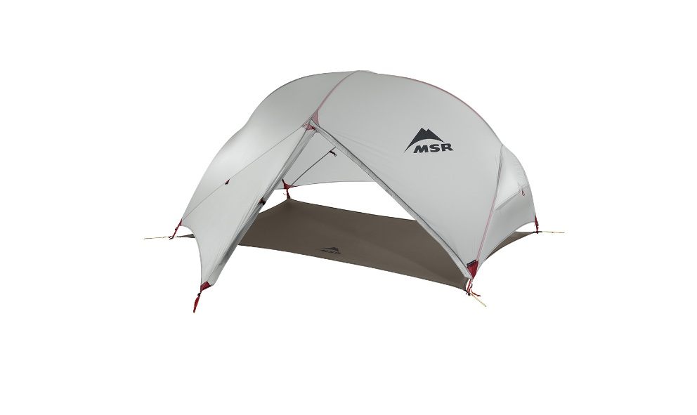 MSR Hubba Hubba NX 2 backpacking tent fast fly
